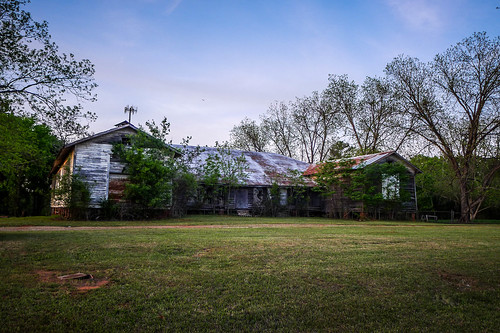 Unknown Rosenwald School in Butts County-001