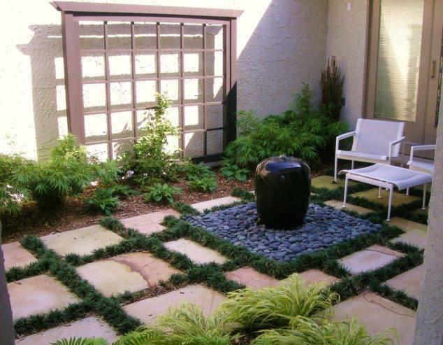 Creative backyard landscape design ideas 6