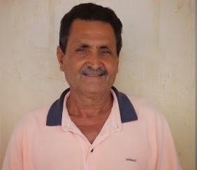 Santo Pereira, ex-prefeito de Placas