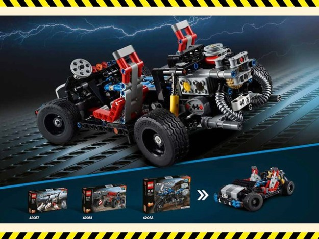 Technic 40th Anniversary Model