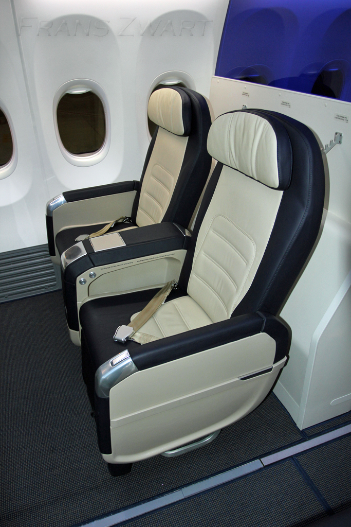flydubai Business Class3  Those seats are comfy and the