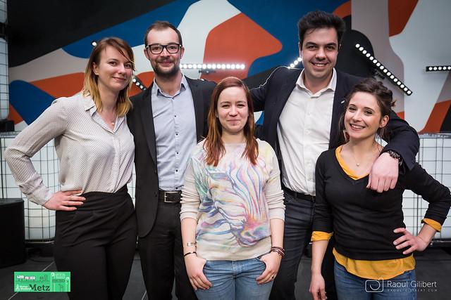 Startup Weekend Metz mars 2017