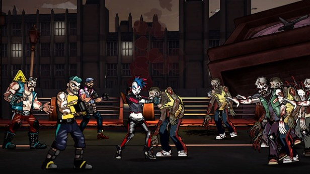 Image result for bloody zombies playstation vr
