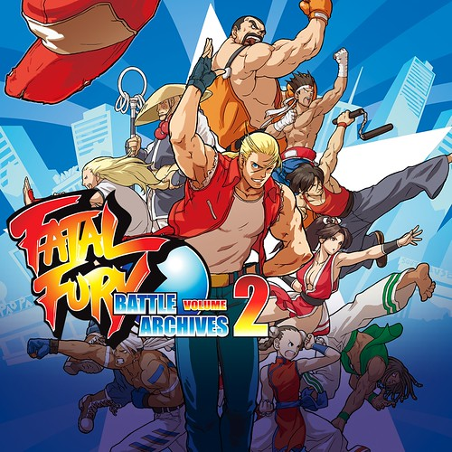 Fatal Fury Battle Archives Volume 2