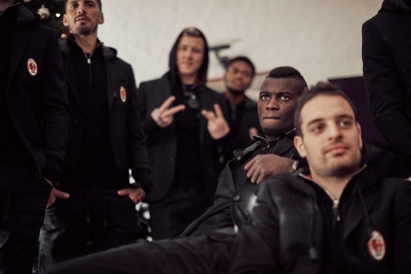 Diesel dresses AC Milan