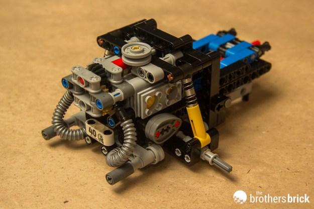 Technic 40th Anniversary Model