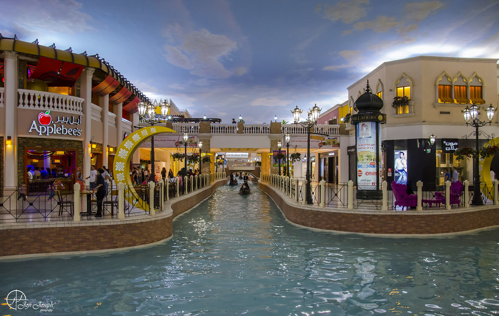 VILLAGGIO MALL DOHA QATAR  Villagio Mall is one of the