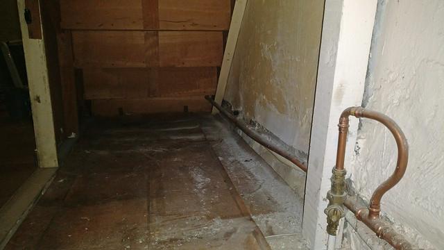 Onder de trap