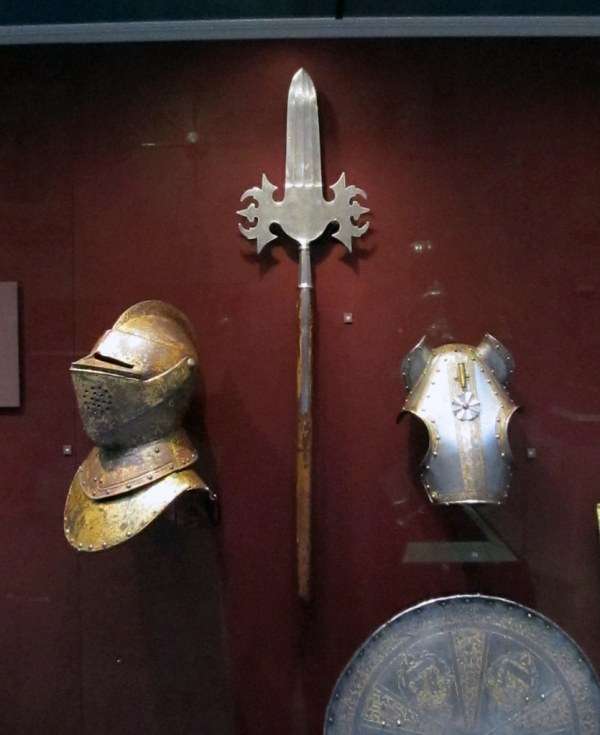 Cleveland Museum Of Art 03-16-2014 - Armor Court 36