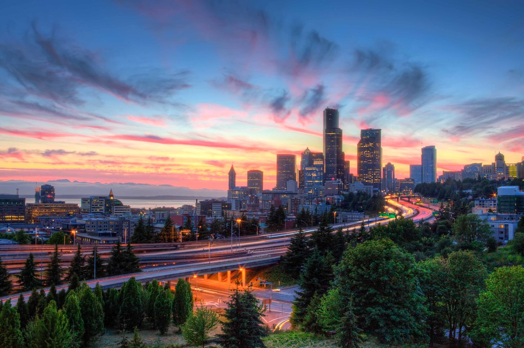 Fall In Chicago Wallpaper A Seattle Summer Sunset Wow Highest Position 1 July 3