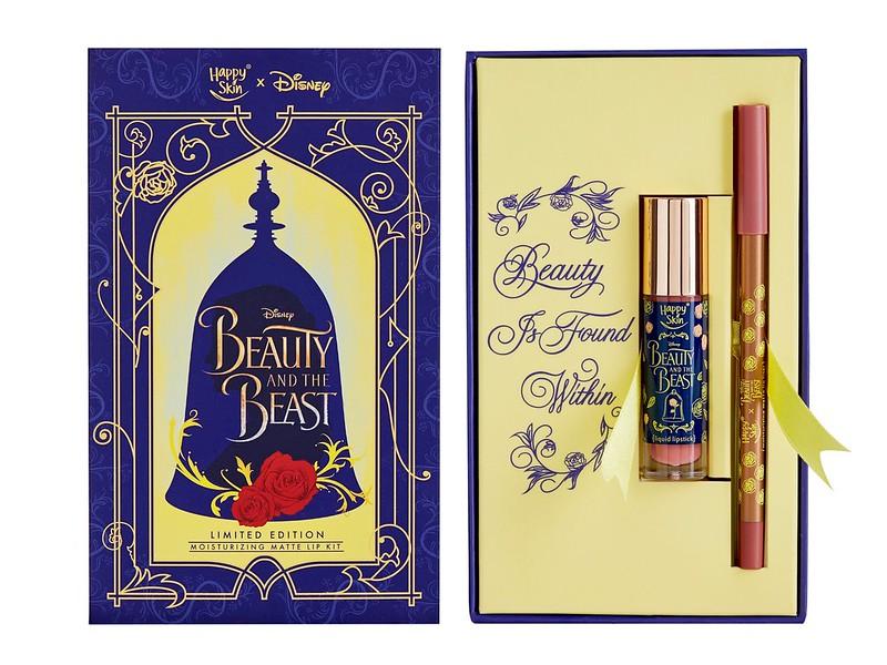 Happy Skin x Beauty & The Beast