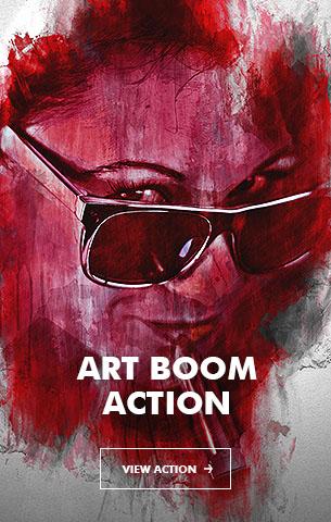 Ink Spray Photoshop Action V.1 - 9