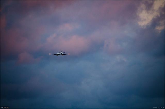 Big Sky, Small Plane