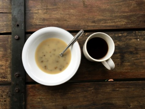 Mungbean and Coffee