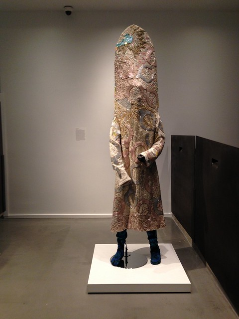 Nick Cave: Soundsuit (2007) at Lexington KY 21c Museum Hotel