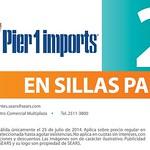 Sillas para BAR viernes pier one import - 25jul14