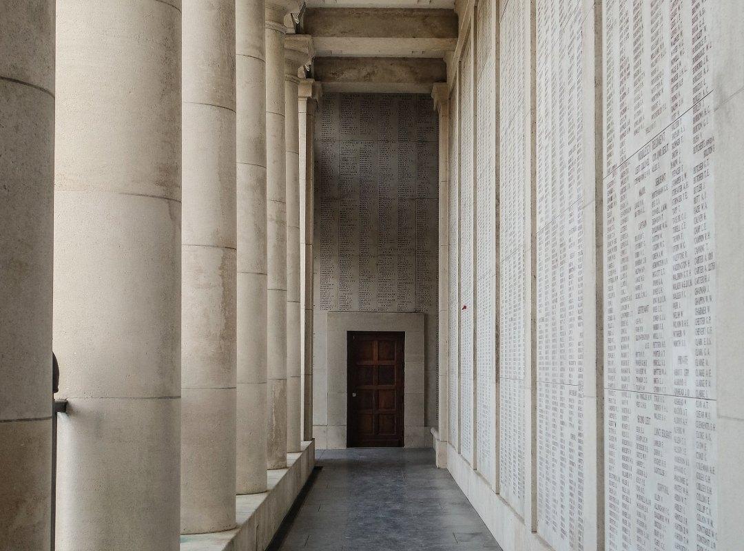 Menin Gate (Ypres)