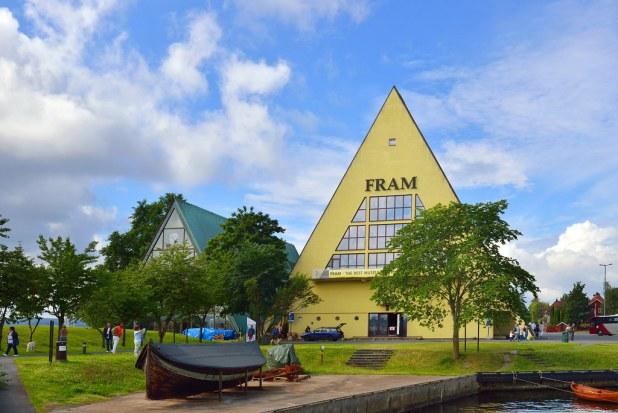 Museo Fram en Oslo