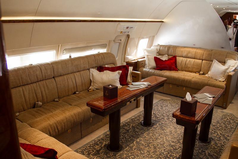 Abu Dhabi Amiri Flight / Royal Jet