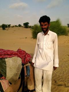 guide in thar desert in rajasthan