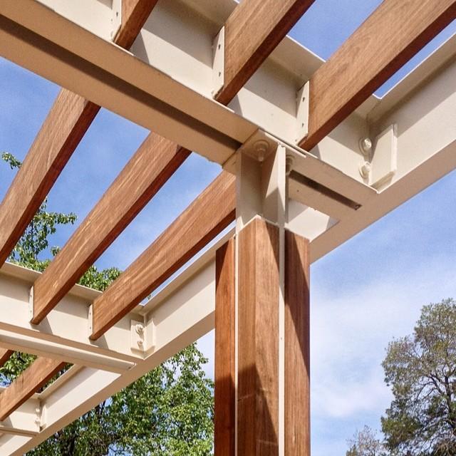 Shade Canopy Detail  ucdavis university california d  Flickr
