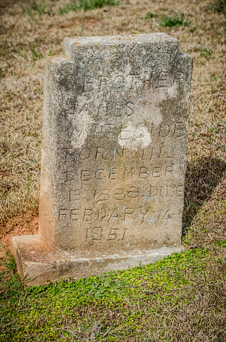 St. John Baptist Church and Cemetery-008