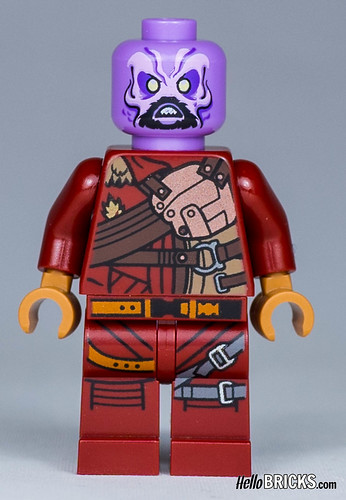 Lego 76079 - Guardians of the Galaxy Vol.2 - Ravager Attack