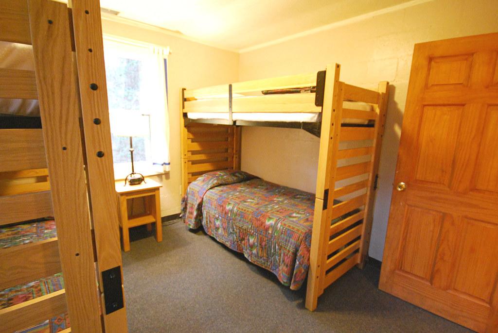 Cabin 9 bunkbeds First Landing State Park  Uploaded by SA 2  Flickr