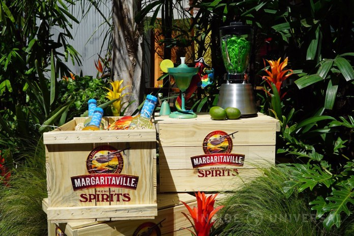 Jimmy Buffett officially opens Margaritaville at CityWalk Hollywood