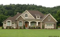 Donald Gardner House Plan 1290