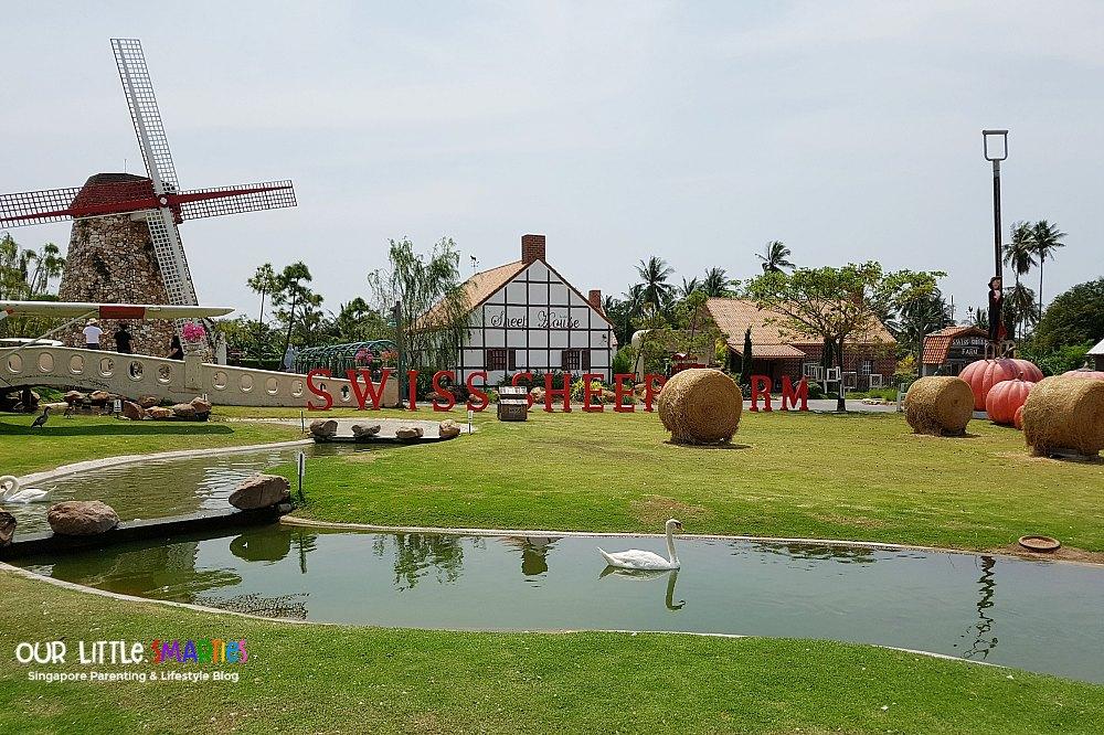 Swiss Sheep Farm Pattaya Thailand