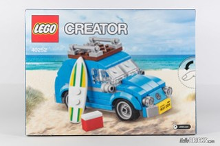 REVIEW LEGO 40252 Mini Volkswagen Beetle