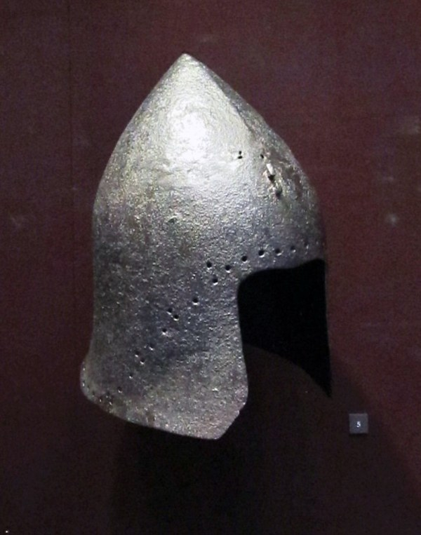 Cleveland Museum Of Art 03-16-2014 - Armor Court 44