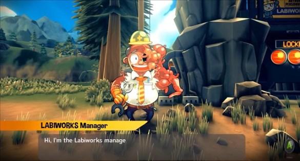 Away - Gameplay Screenshot