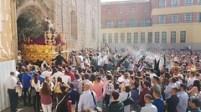 2017. Salida Oración en el Huerto I. Linares.