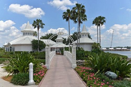 The Grand Floridian Wedding Pavilion