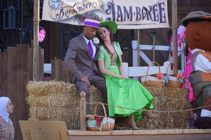 A look at the 2017 Boysenberry Festival at Knott's Berry Farm