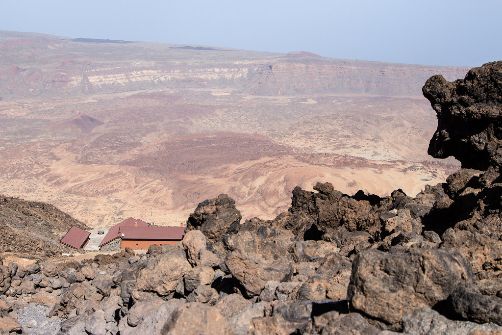 Altavista del Teide Refuge