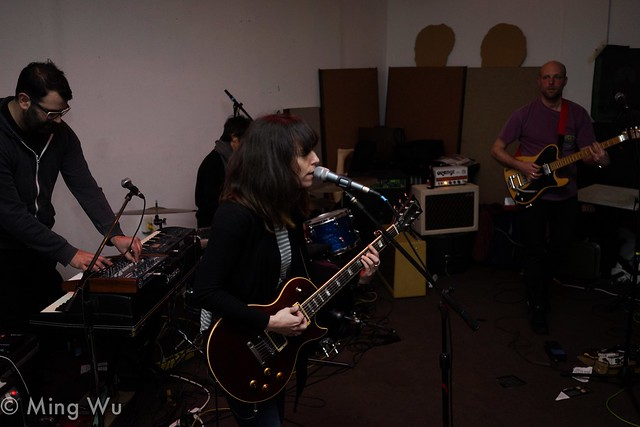 The Luyas @ Le Temporaire