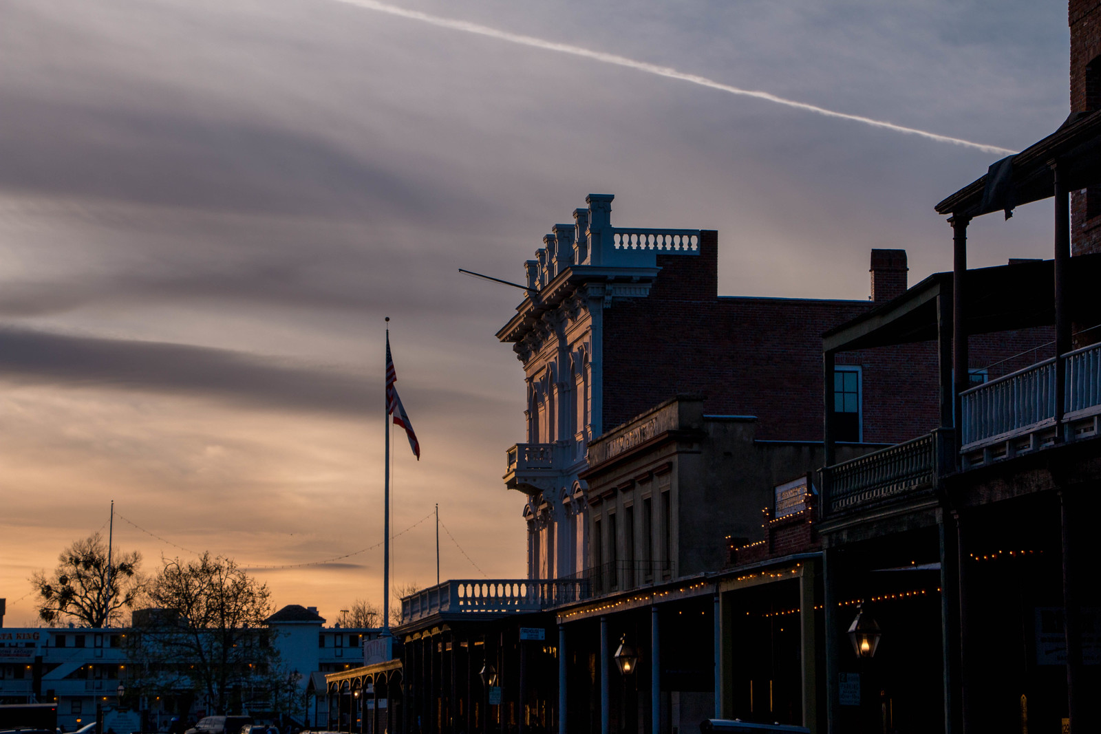 03.25. Sacramento Old Town