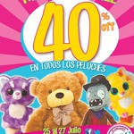 MID YEAR SALE peluches regalos UPS - 25jul14