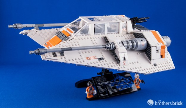 Lego Star Wars Ultimate Collectors Series Snowspeeder 75144 Review