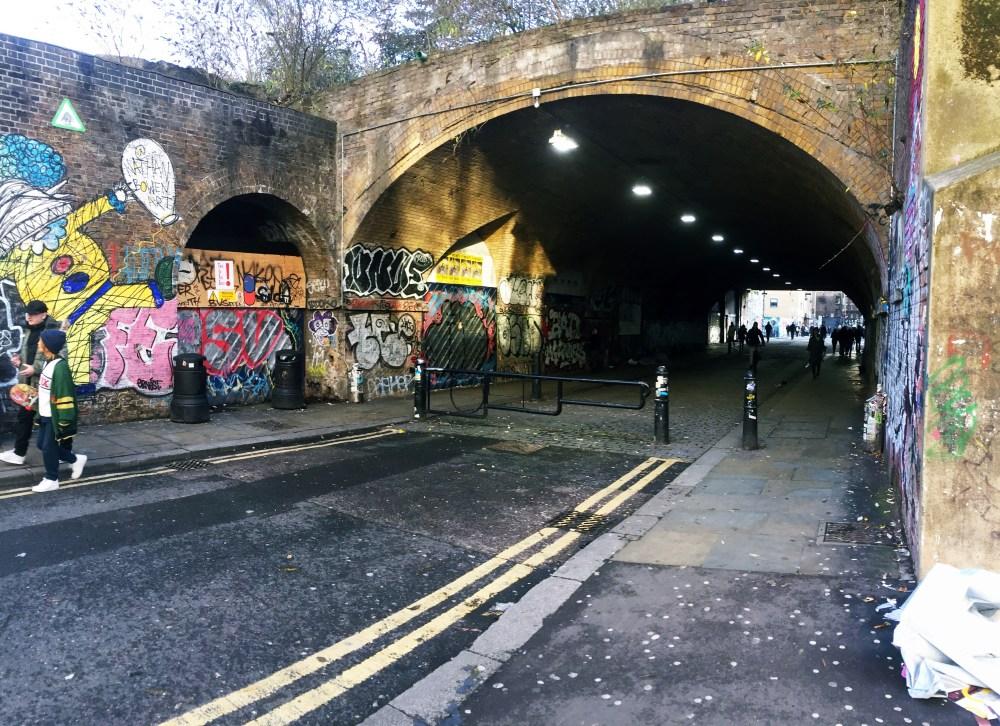 11 Dec 2016: Braithwaite Street | London, England