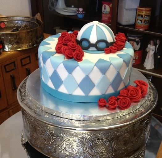 Kentucky Derby Cake