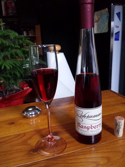 Schramm's Raspberry Mead