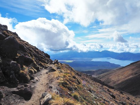New Zealand - Tongariro Crossing