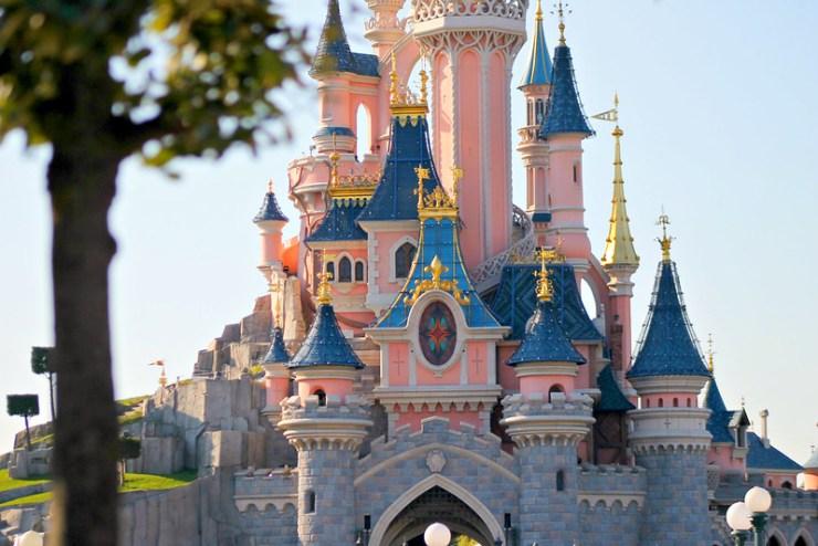 Disneyland Paris April 17