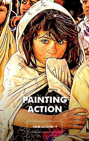 Ink Spray Photoshop Action V.1 - 92