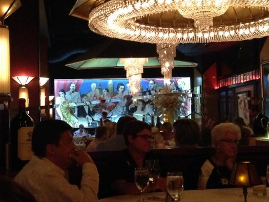 Jeff Ruby's Steakhouse, Cincinnati OH