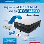 Deluxe Advanced DREAM SLEEPER rest waranty - 25jul14